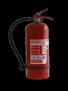 Extintor PQS ABC 6 KGS