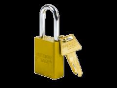 Candado Américan Lock 1105 Amarillo