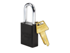 Candado Américan Lock 1105 Negro