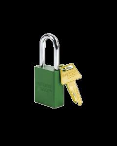Candado Américan Lock 1105 Verde
