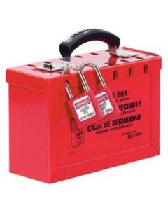 Caja Bloqueo Grupal 498a Master Lock