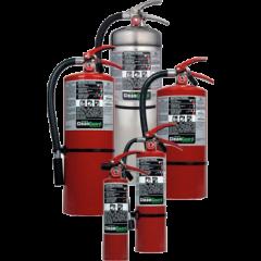 Extintor con Agente limpio Ansul 13,25 Lb