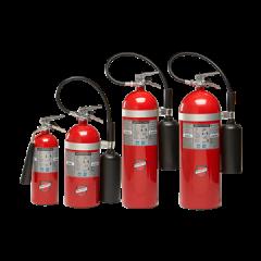 Extintor de Dióxido de Carbono Buckeye 10 Lb