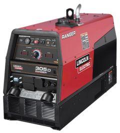 RANGER 305D / ELECTRODO REVESTIDO / TIG MIG / ALAMBRE TUBULAR / DESBASTE CON ARCO