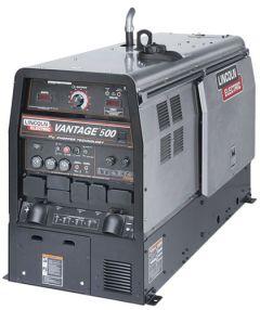 VANTAGE 500 / ELECTRODO / TIG MIG / HILO TUBULAR / ARCO AIRE