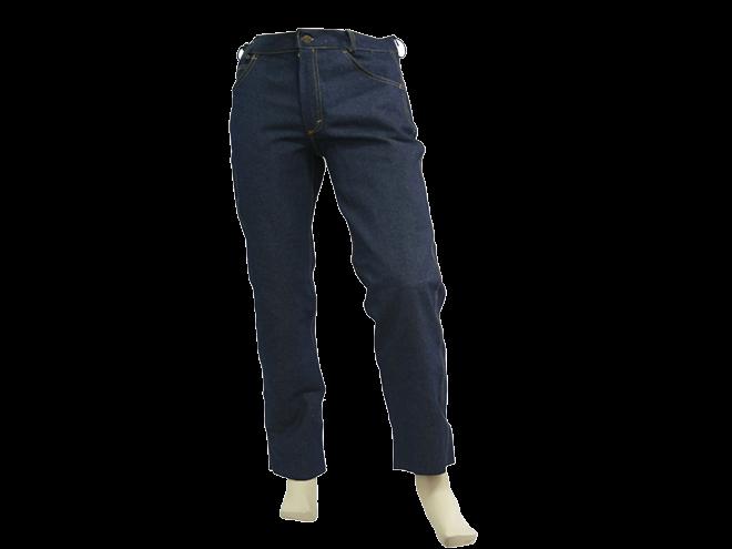 Pantalon Mezclilla Industrial Y Prelavada